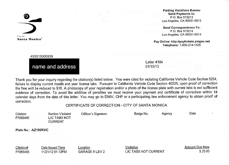 Other parking citations received by other victims in other cities a letter from the parking violations bureau claiming that i need to pay the fine and request a hearing spiritdancerdesigns Image collections